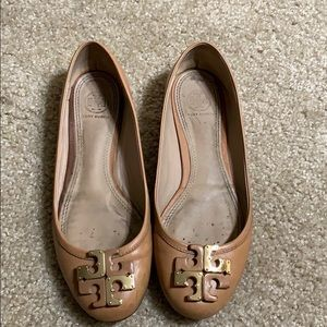 Tory Burch leather flat